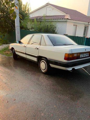 Продам Audi 100 C3 turbo diesel 1986