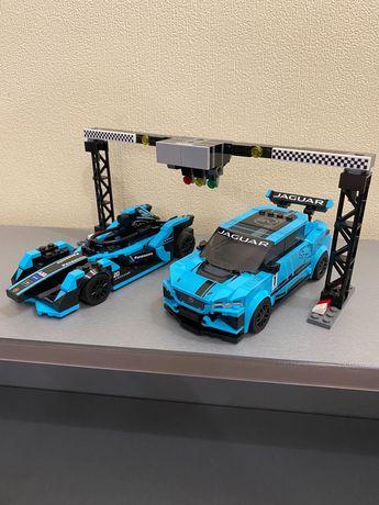 Конструктор Lego 76898 Speed Champions Jaguar