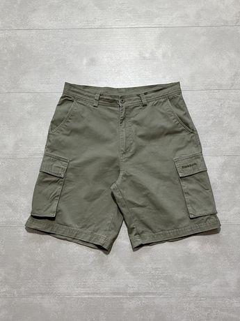 Мужские шорты Reebok L котоновые 100% оригинал идеал серие хаки M XL