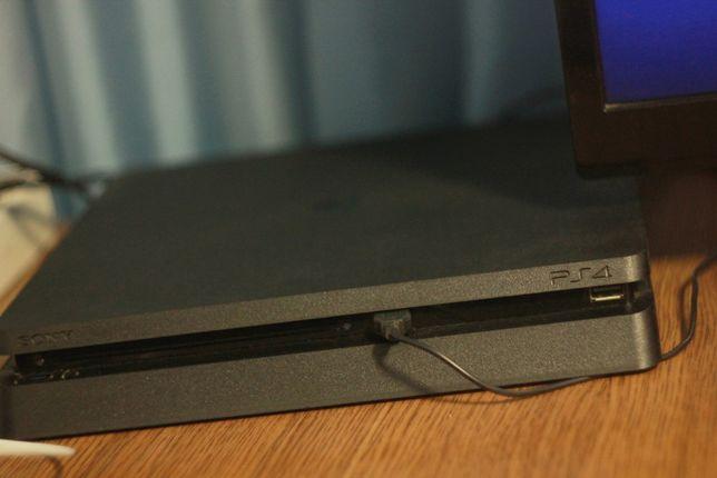 Playstation 4 Slim 500GB / PS4 + Игры + Бонус