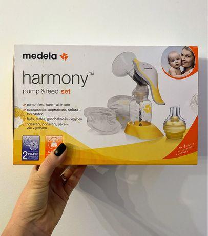 Молокоотсос Medela (Медела) Harmony ручной