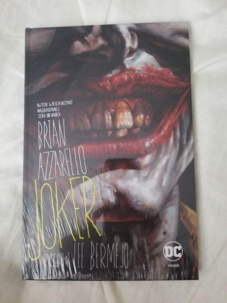 Joker. Brian Azzarello, komiks nowy