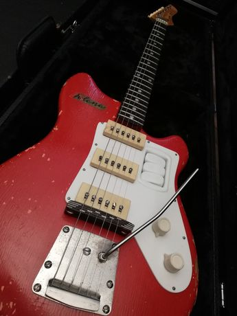 Gitara Jolana Grazioso unikat lata 60te