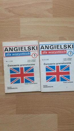 23 Angielski dla wszystkich zeszycik nr 1 i nr 2