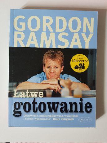 Łatwe gotowanie Gordon Ramsay