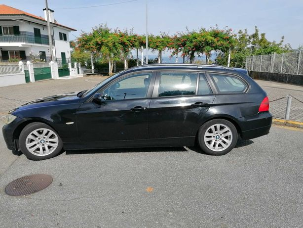 BMW 318 Diesel Touring 2008