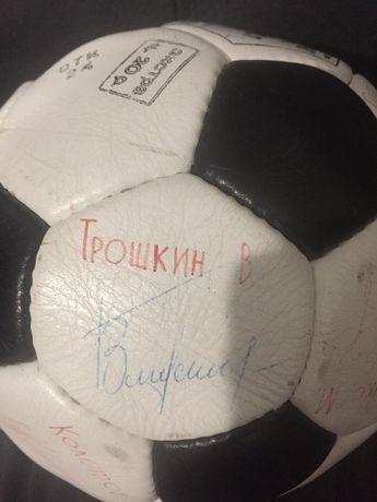 Мяч команды Динамо Киев