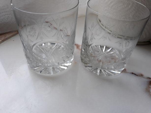 Copos em Cristal