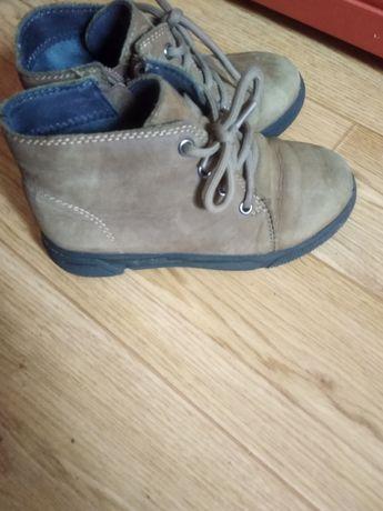 Мальчиковые осенние ботинки