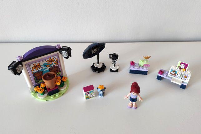 Lego 41305 Friends pracownia fotograficzna Emmy