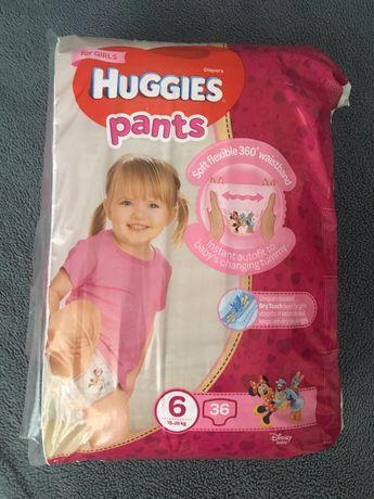 Підгузки Huggies pants