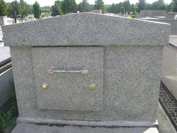 Grobowiec Tarnów-Mościce 6-osobowy - pusty - w centralnej lokalizacji