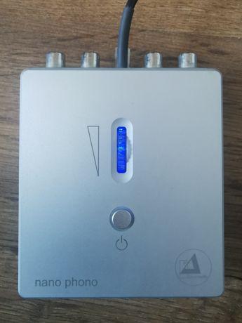Przedwzmacniacz gramofonowy Clearaudio Nano Phone Headphone v2