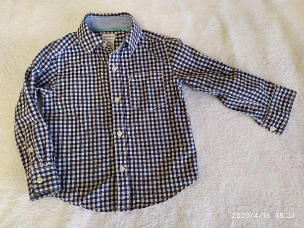 CARTER'S Сорочка рубашка