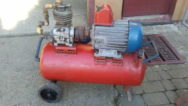 Kompresor robiony