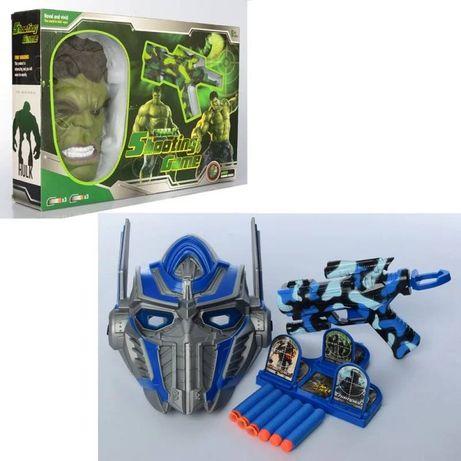 Игровой набор для мальчика трансформеры