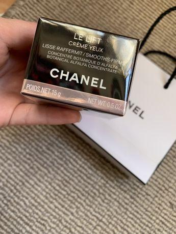 CHANEL Le Lift Creme Eye крем для контура глаз 15мл