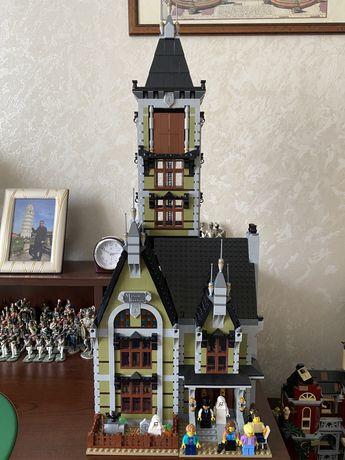 Конструктор LEGO Creator Expert Дом с привидениями