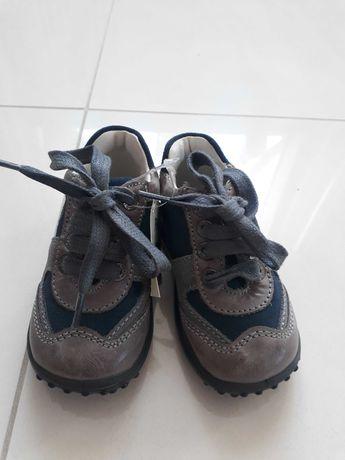 Nowe skórzane buty trzewiki Primigi r. 20