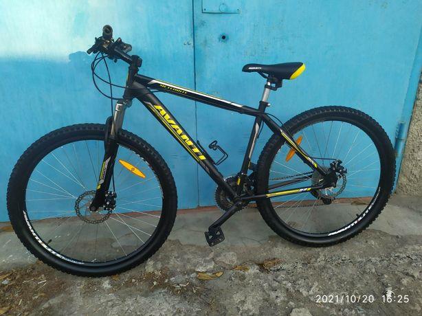 Найнер , горный велосипед на 29 колесах Avanti meteorite, рама 19