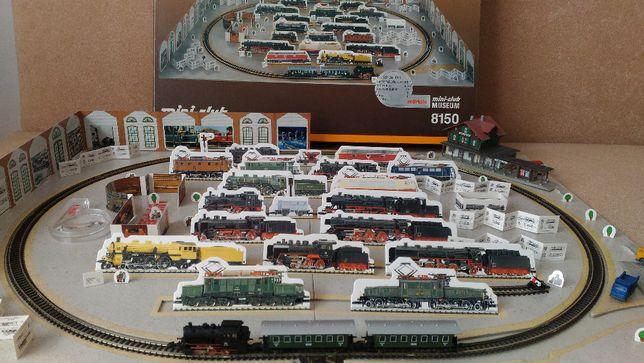 Железная дорога диорама Marklin 8150 ,Z, 6,5мм,1:220