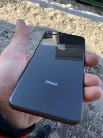 Продам iPhone 8+ 64 gb Space Grey NecerLock ідеал Магазин
