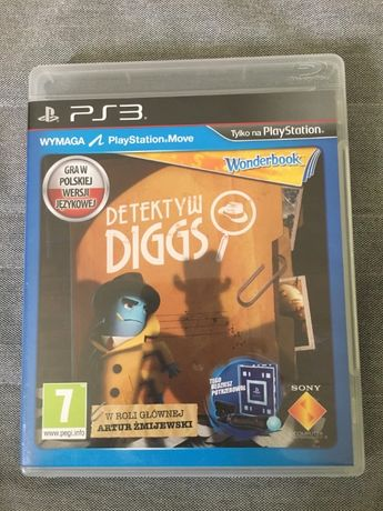 Gra PlayStation PS3 Detektyw Diggs