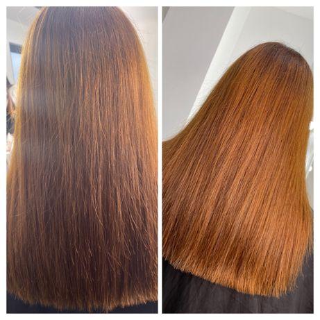 Ручная полировка волос