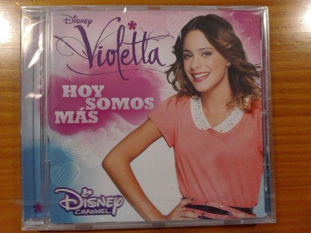 """CD Violetta """"Hoy somos más"""""""