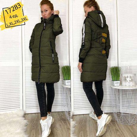 Куртка зимова тепла