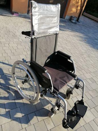 Wózek inwalidzki nowy Jazz 30