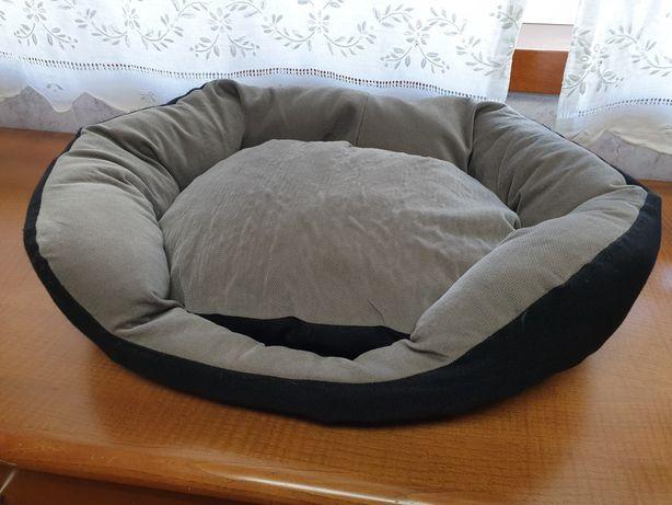 ZOOK cama (cão) oval dark