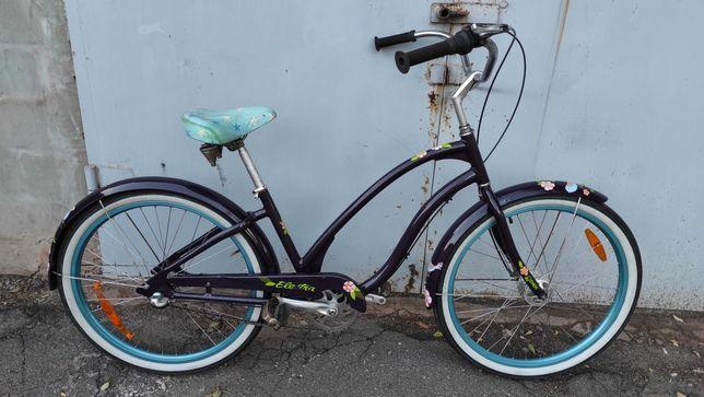 Велосипед женский, круизер Electra, планетарка на 3 скорости