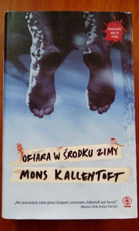Ofiara w środku zimy, Mons Kallentoft