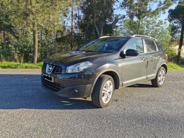 Nissan Qashqai Versão Tecna Premium
