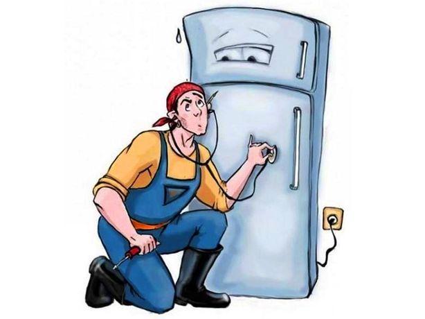 Ремонт холодильников, витрин, ларей