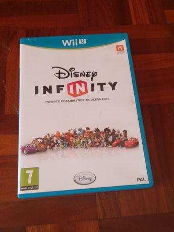 jogo para WII U - Disney Infinity com portal e figuras