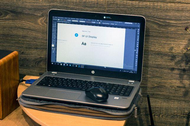 Продам Ноутбук HP ProBook 450 G4 (W7C84AV) Silver