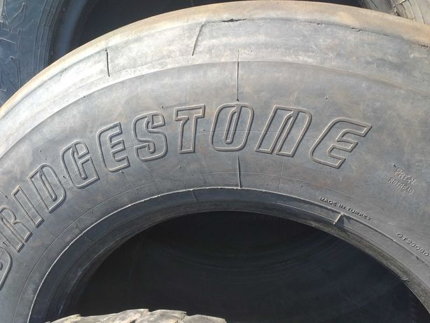 Opona 385/65r22,5 marki Bridgestone