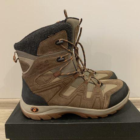 Ботинки Jack Wolfskin texapore 45.5 р Lowa mamut Solomon Ecco scarpa