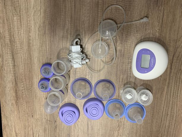 Електричний молоковідсмоктувач