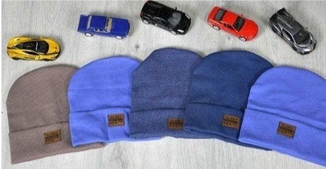 Шапки для хлопчиків, демісезонні шапочки, шапки на осінь.