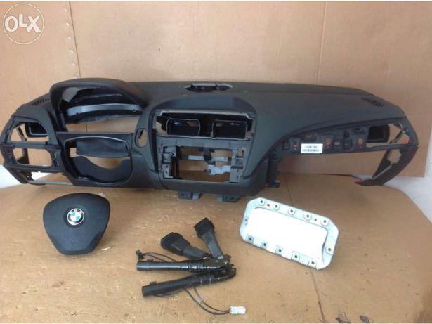 Bmw Serie 1 F20 conjunto de airbags