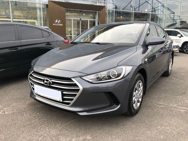Аренда авто, прокат авто Hyundai Elantra в Киеве без водителя