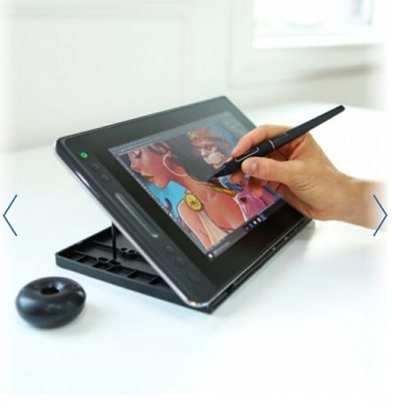 Графічний планшет-монітор Huion Kamvas Pro 12  з перчаткою