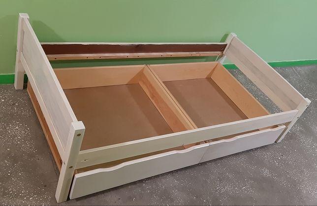 Łóżko 90x180 z szufladami
