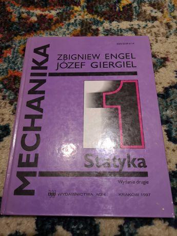 Mechanika Statyka Engel Giergiel  AGH stan bdb