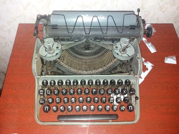 Печатная машинка OLIMPIA