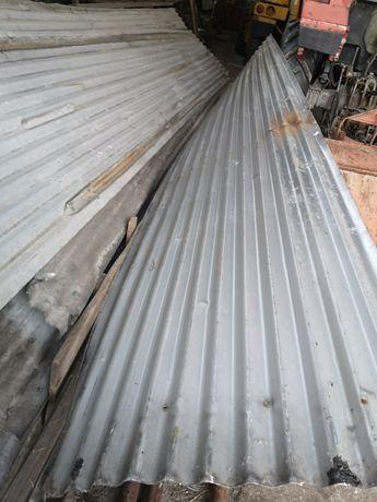 Blacha aluminiowa falista