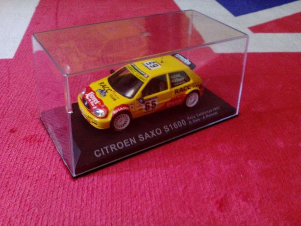 Miniatura Citroen saxo kit car